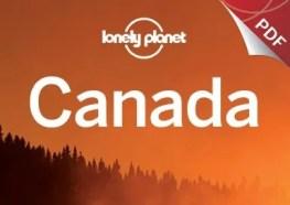 Gratis Lonely Planet Canada con #BestinTravel 2017