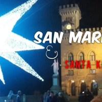 San Marino e Santa Klaus