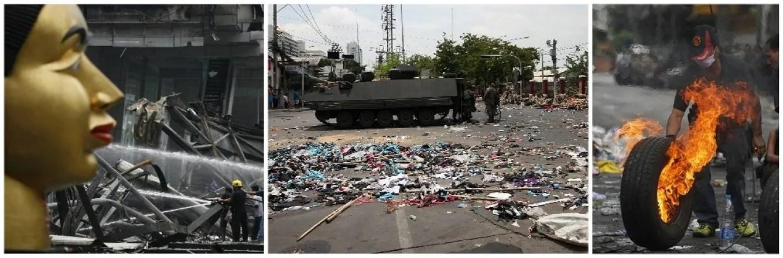 colpo di stato in thailandia 2010