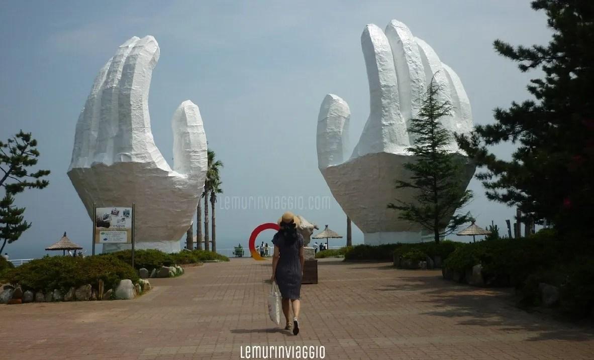 Statue al Sun Cruise Hotel