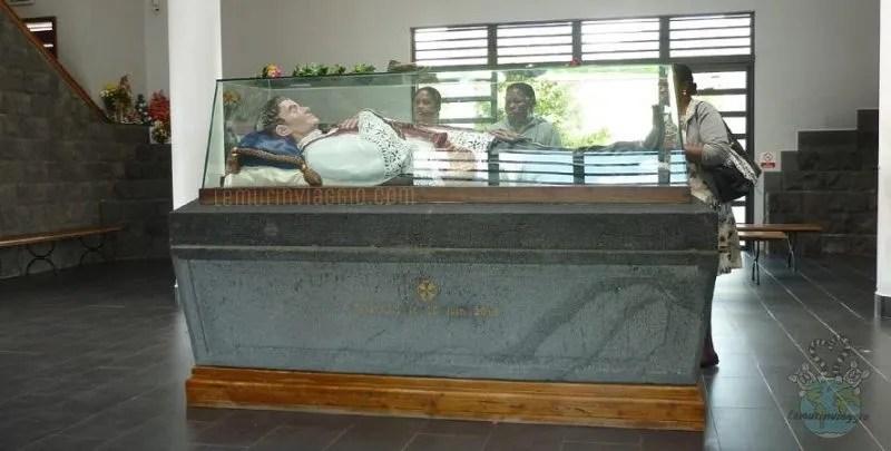 salma di Pere Laval a Mauritius