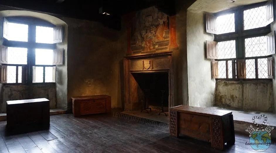 I bauli del Castello di Fenis