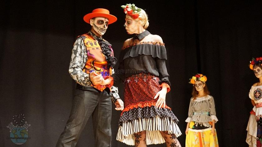 Danze ad Halloween a Gradara