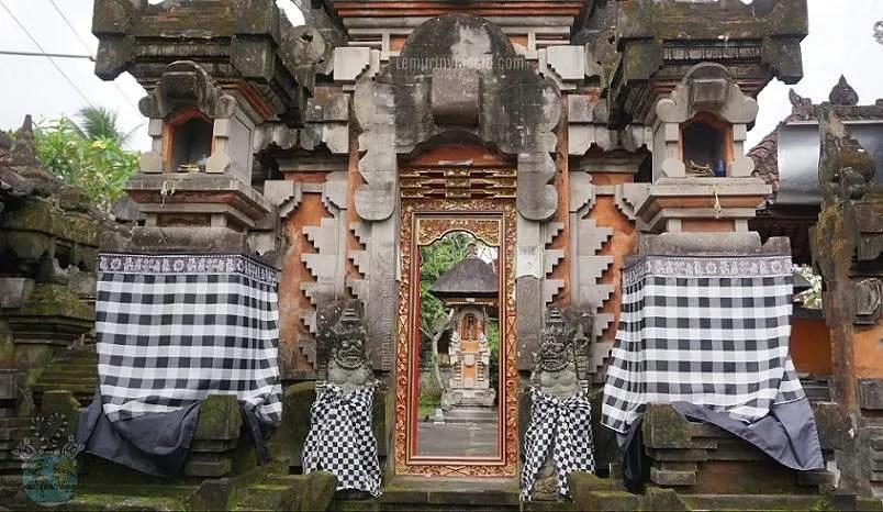 Tempio della luna di Pejeng fuori Ubud