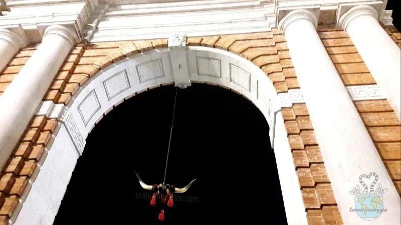 Le corna della Fiera di San Martino o Festa dei Becchi a Sant'Arcangelo di Romagna