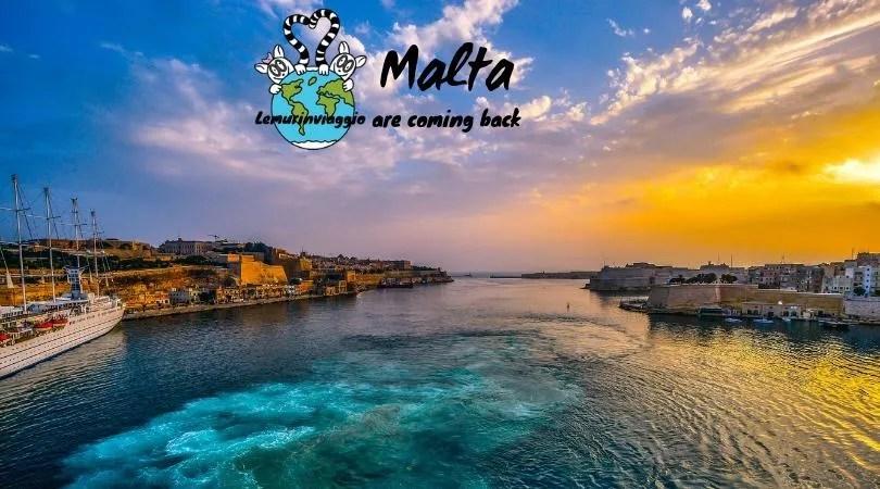 arrivi e partenze , Malta arriviamo!
