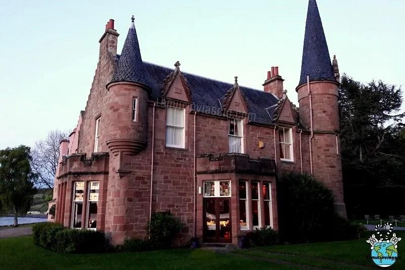 Bunchrew House - Un castello da fiaba in cui dormire vicino a Loch Ness