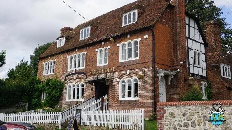 Black Horse il pub più infestato del Kent