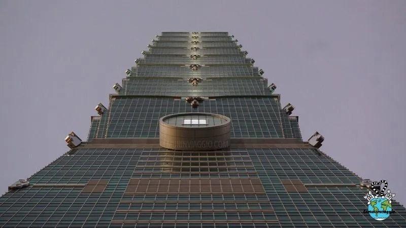 Decorazioni architettoniche del Taipei 101