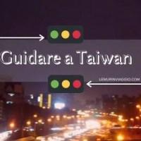 Guidare a Taiwan: Licenza ai sorpassi creativi