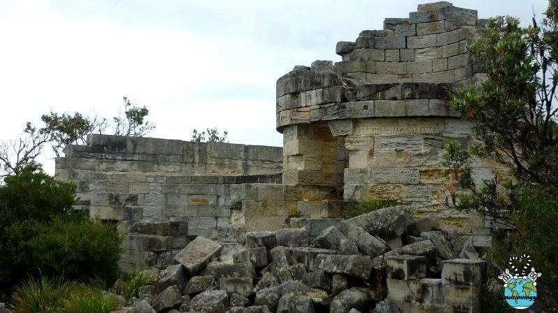 Storia del faro abbandonato della riserva del Booderee National Park
