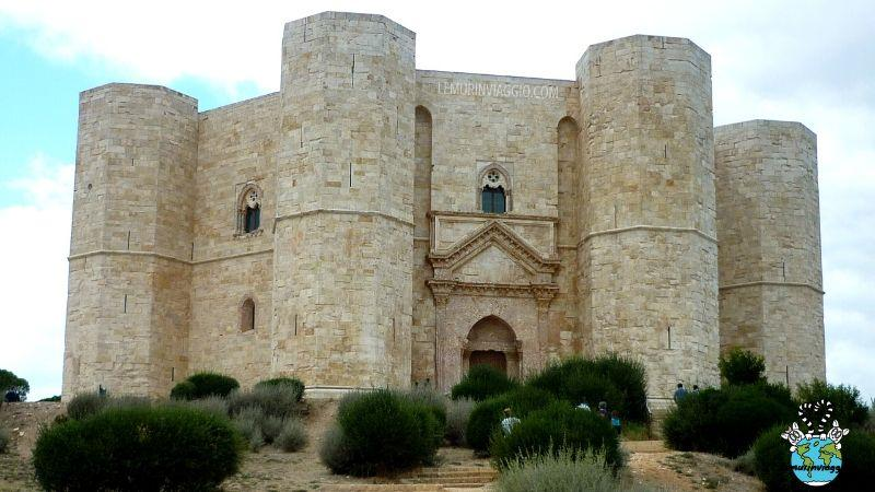 storia di Castel del Monte sito unesco pugliese