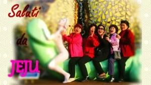 donne coreane che si fanno foto stupide