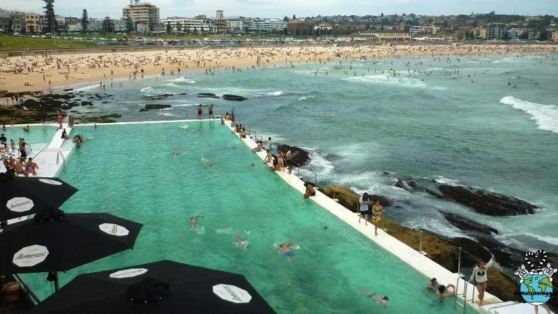 Bondi Beach la spiaggia di Sydney