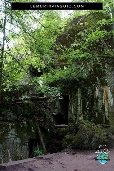rovine nella wolf's lair