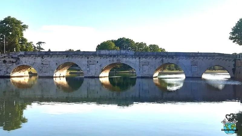 Leggenda del Ponte di Tiberio di Rimini
