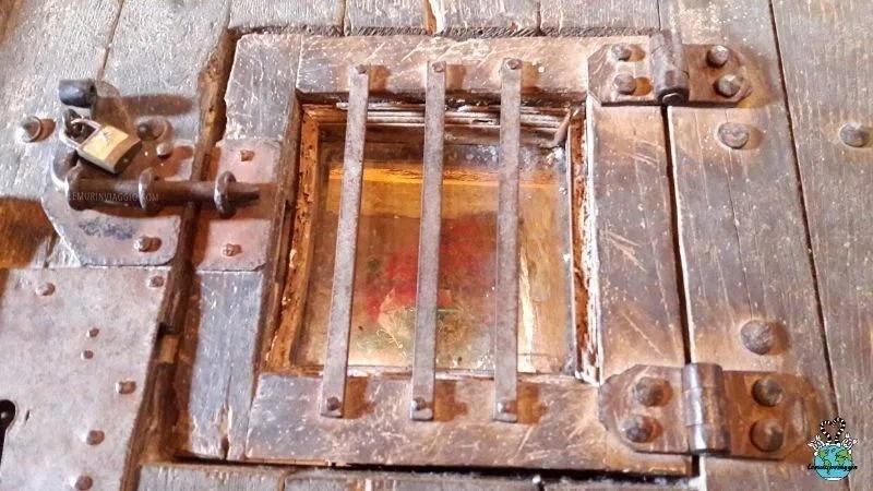 cella dove Cagliostro trascorse gli ultimi anni della sua vita