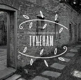 Tyneham un paese fantasma nel sud dell'Inghilterra
