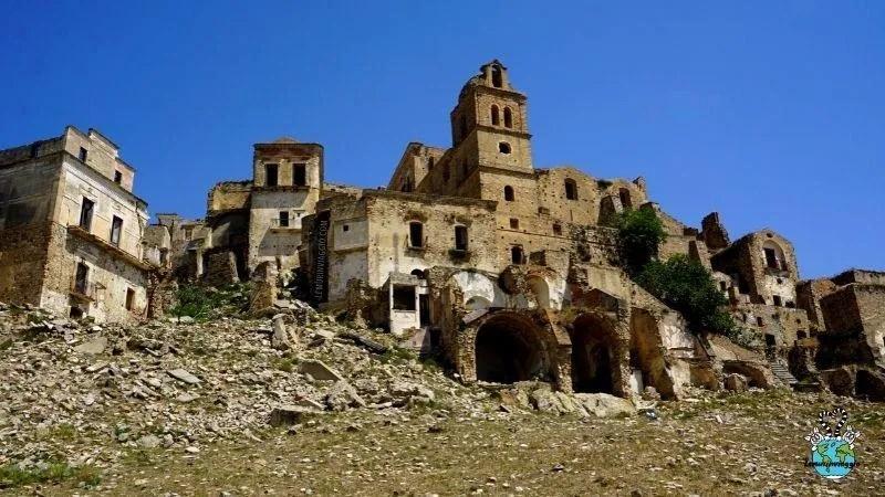 Craco la ghost town della Basilicata