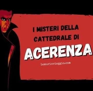 I misteri del Conte Dracula nella Cattedrale di Acerenza