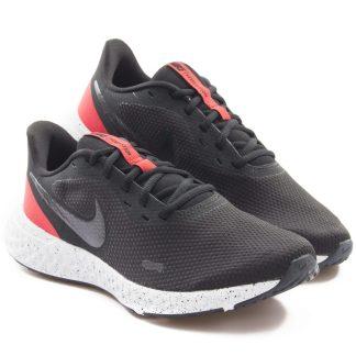 Tênis Nike Masculino Preto/Vermelho