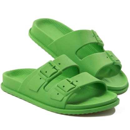 sandalia papte anacapri verde