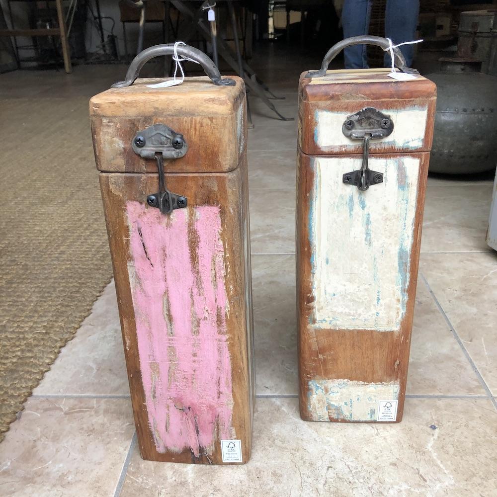 portabottiglie vintage