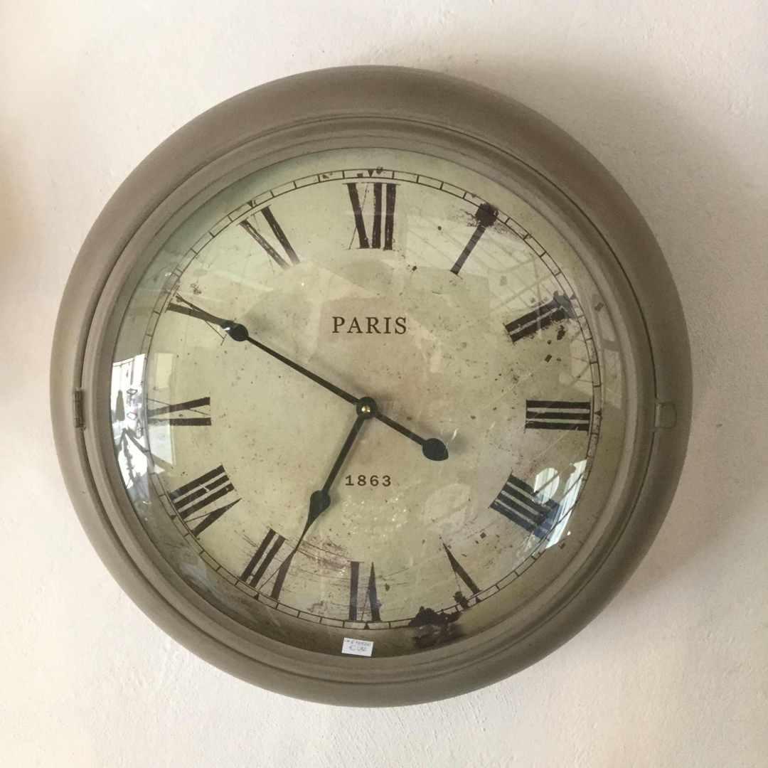 orologio parete Paris