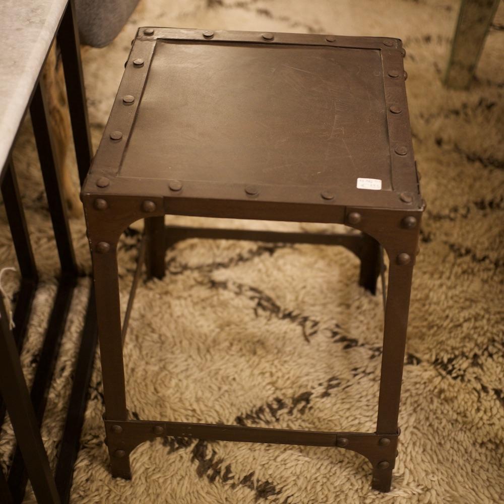 tavolino industrial