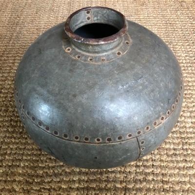 vaso ferro vintage