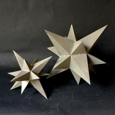 stelle in zinco