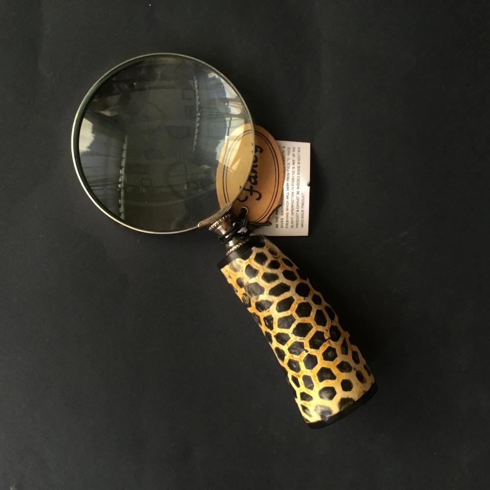 lente corno Giraffa