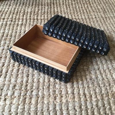 scatola tasti F