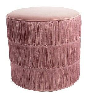 pouf rosa