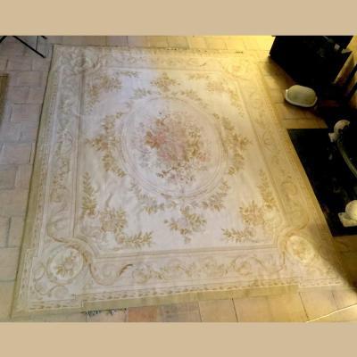 aubusson floreale tappeto