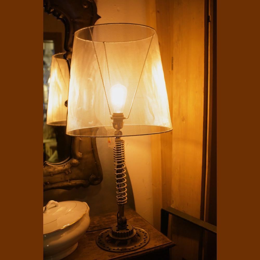 lampada d'appoggio industrial