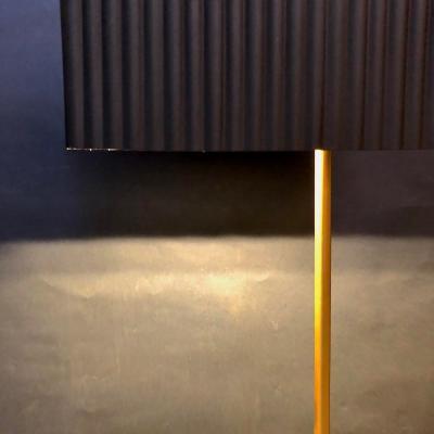 lampada oro nero Neroro