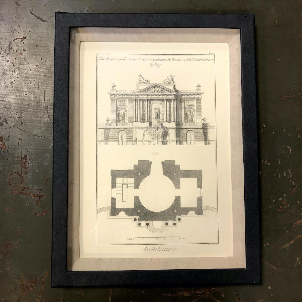 stampa architettura A