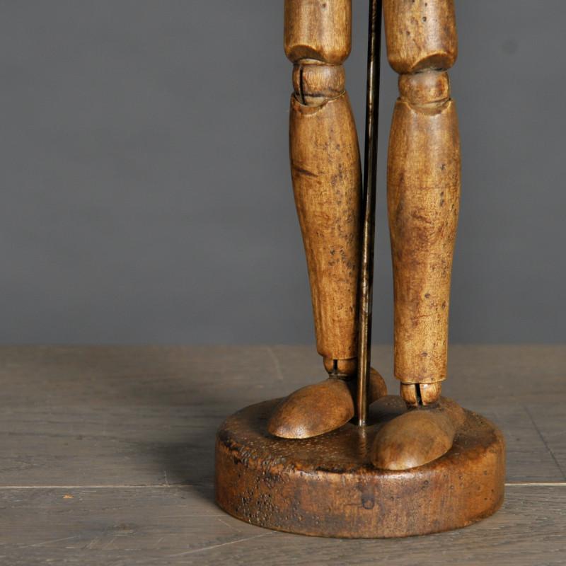 manichino legno
