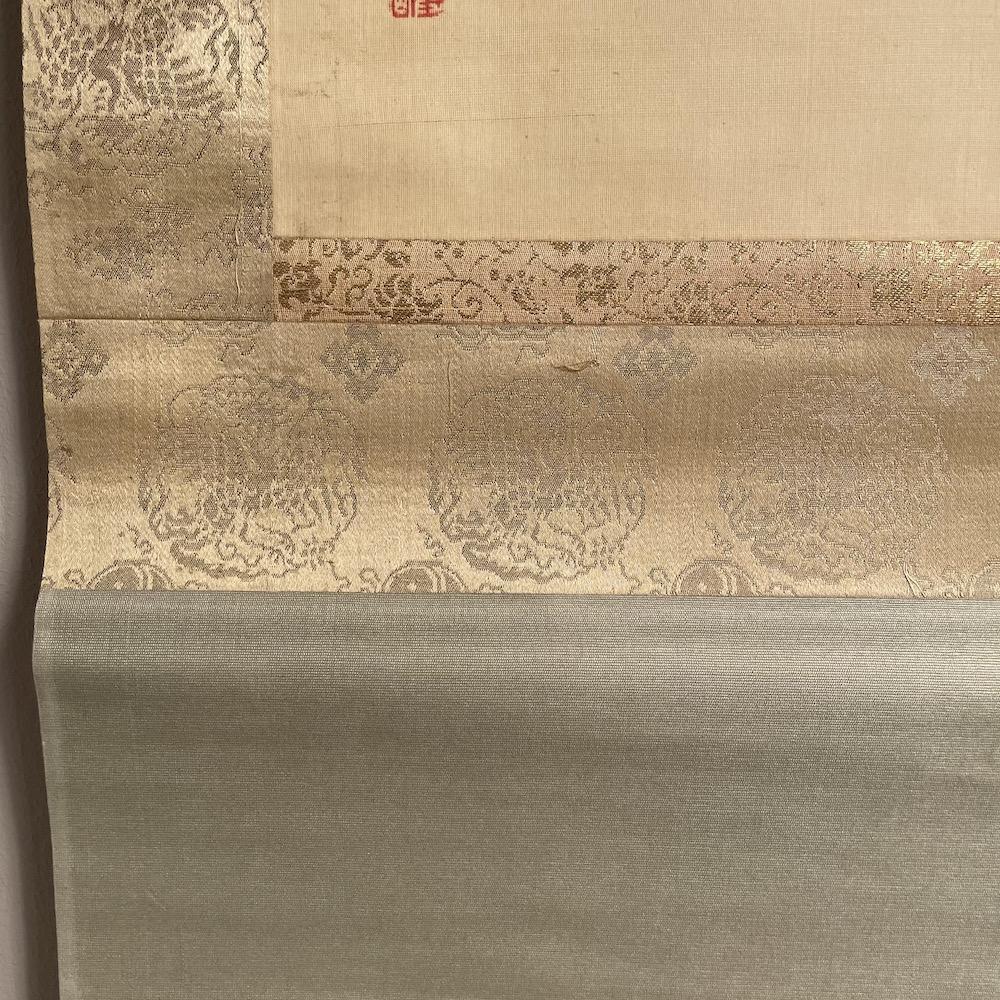 dipinto antico giapponese