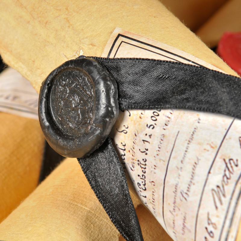 rotolo archivio francese