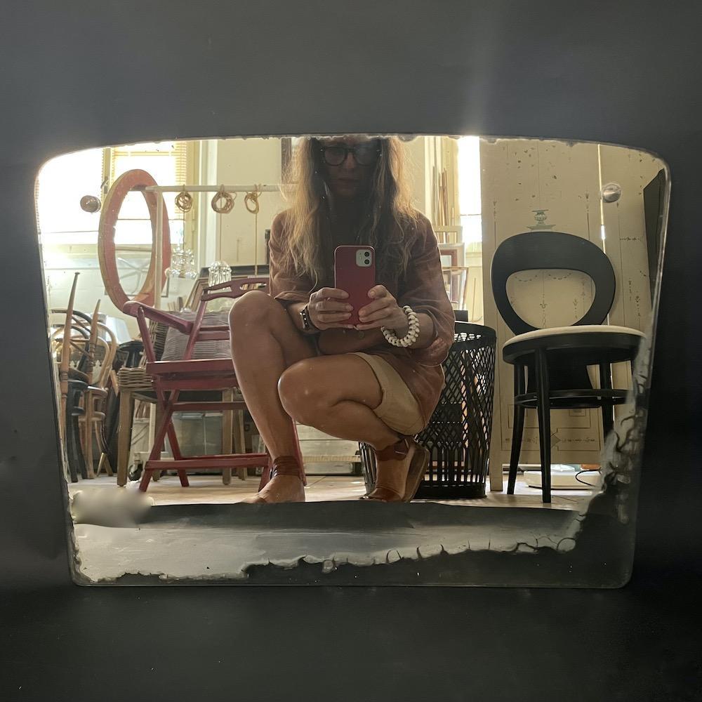specchio vintage '900 borchie