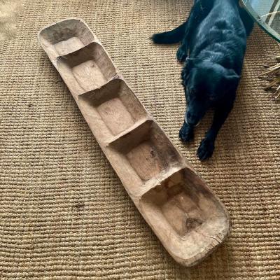 mangiatoia legno antica