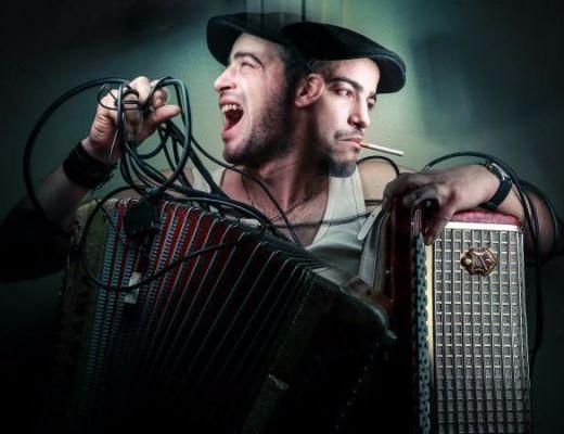 Omar et mon accordéon
