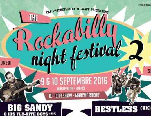 Rockabilly night festival 2016