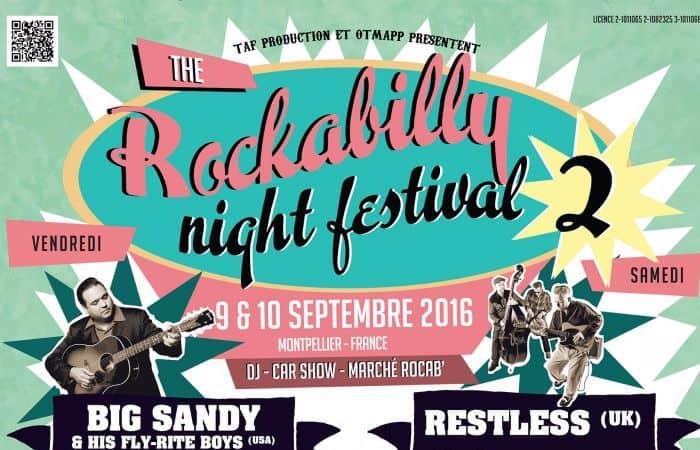 Rockabilly night festival 2016