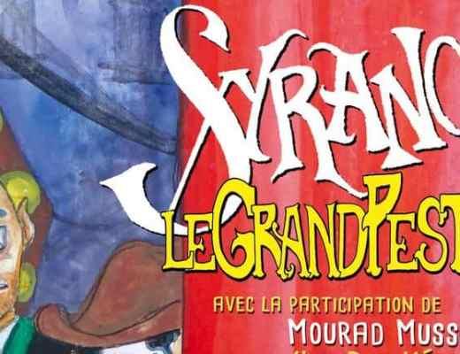 Syrano Le grand pestac