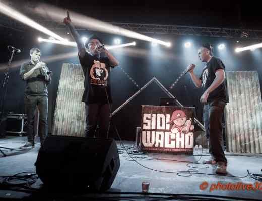 Sidi Wacho L'Antrepote Alès Photolive30