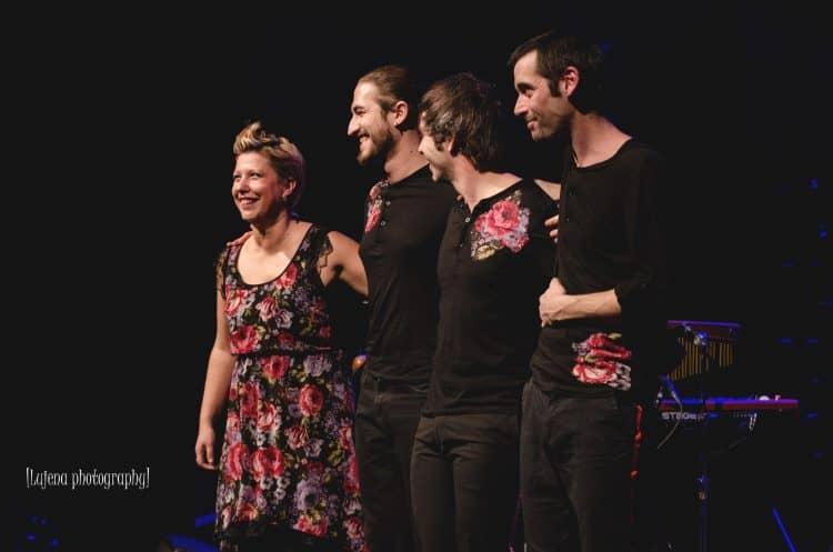 """Les Tit'Nassels sortent leurs sixième album """"En plein coeur"""""""