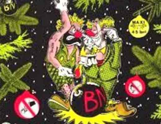 Mère Noël Bérurier Noir 1985